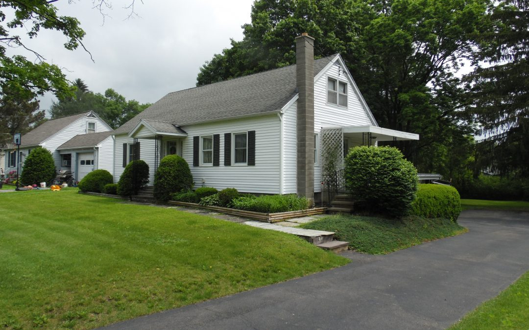 Real Estate and Personal Property Auction in Homer, NY July 10, 2021